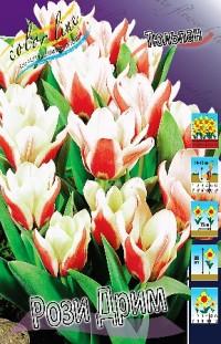 Тюльпан Рози Дрим