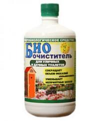 Биоочиститель для туалетов (СЖ)