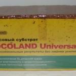 """Кокосовый брикет """"Cocoland Universal"""""""