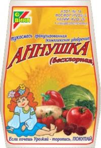 """Аннушка тукосмесь """"Вика"""""""